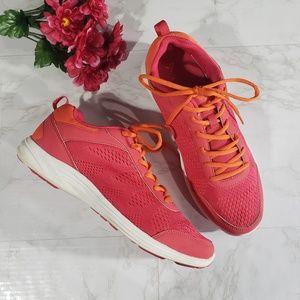 Vionic Running Athletic Shoe Saffron Size 11 Wide